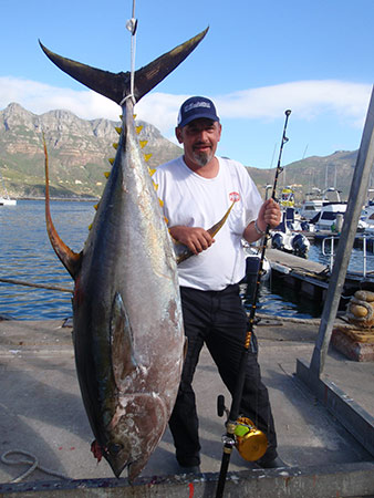 Two Oceans Sport Fishing Charters South Africa S Leading
